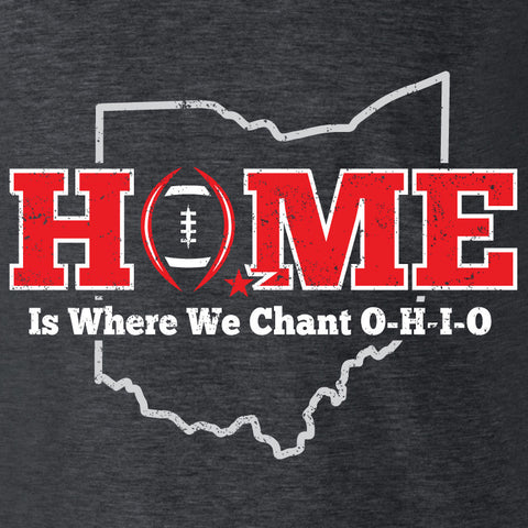 Ohio is Home Women's T-Shirt