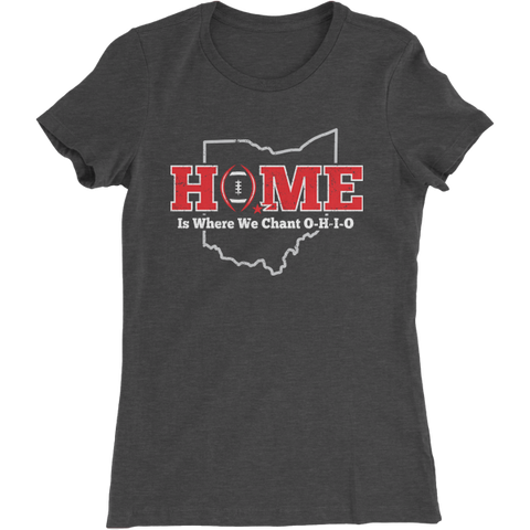 Ohio is Home Women's T-Shirt (SPECIAL PRICE)