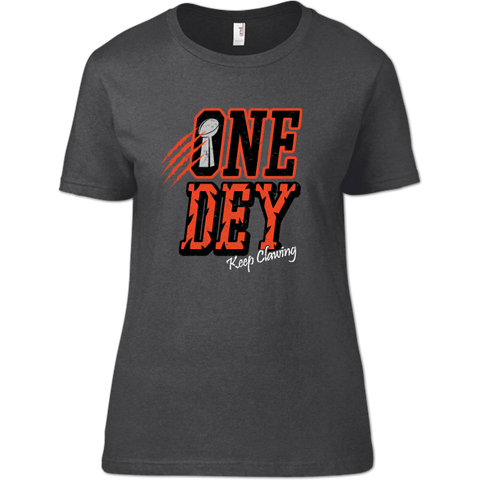 One Dey Cincinnati Football Women's T-Shirt