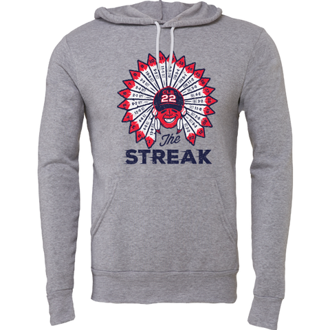 Cleveland Windians The Streak Hoodie