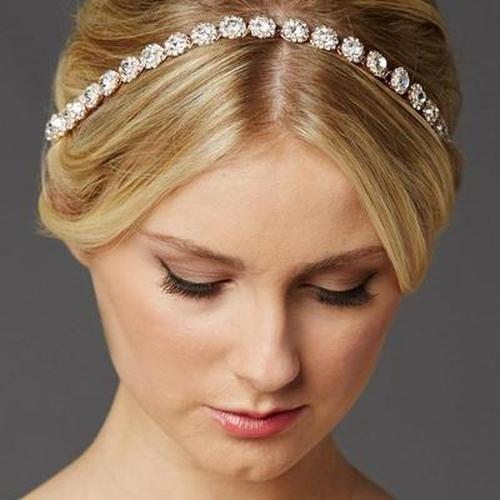 Menu Home Products Crystal Rose Gold Wedding Headband Rose Gold Wedding Headband With Genuine Preciosa Crystals Love Wedding Shop Crystal Rose Gold Wedding Headband Mariell 79 99 Notify Me When This Product Is Available Notify Me