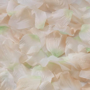 Ivory Rose Petals - Love Wedding Shop