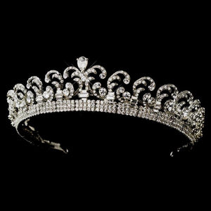 Kate Middleton Inspired Wedding Tiara - Love Wedding Shop
