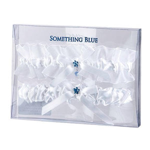 Something Blue Wedding Garter Set - Love Wedding Shop