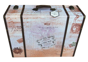 Suitcase Wedding Card Box - Love Wedding Shop