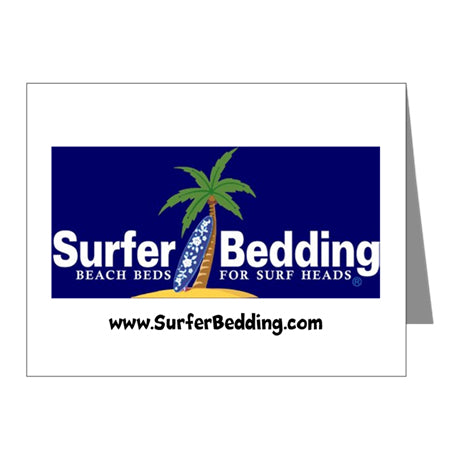 Surf and Beach Lifestyle Bedding Products from Surfer Bedding