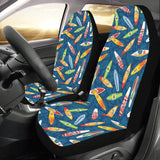 Surfboards Hawaiian Car Seat Covers