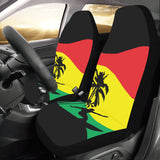 Rasta Surfer Car Seat Covers