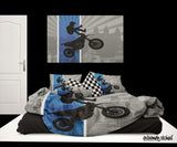 MOTOCROSS DUVET COVER SET FROM EXTREMELY STOKED