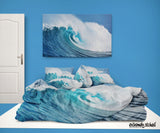 SURFER BEDDING COMFORTER SET FROM EXTREMELY STOKED