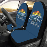 LA Surf Rider Car Seat Covers