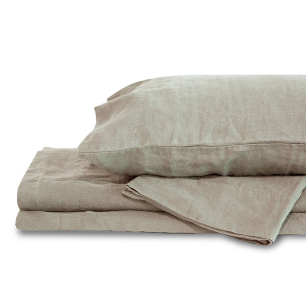 Natural Hemp Sheet Set