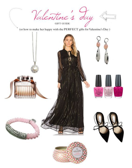 Blog Post- Great Valentine's day gift ideas for women
