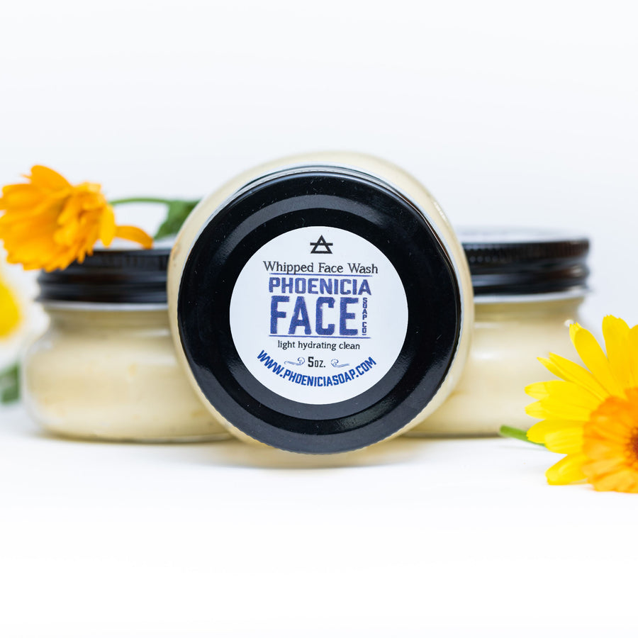 Whipped Face Wash