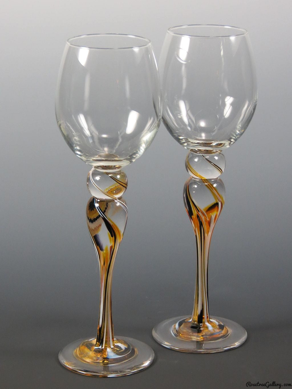 Large Wine Glass (Assorted Colors)