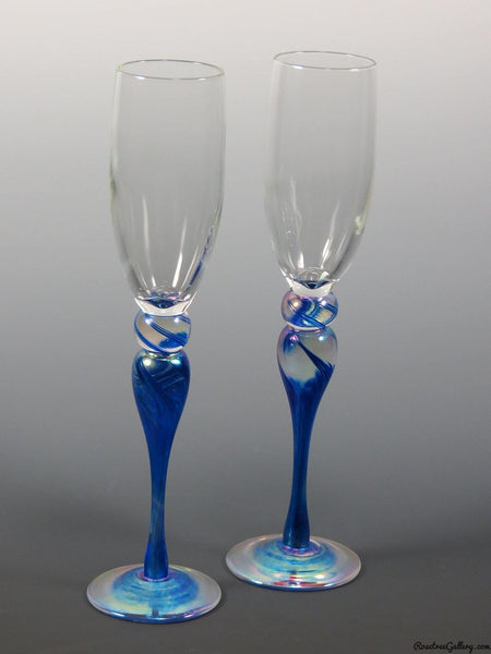 Champagne Glass (Assorted Colors)