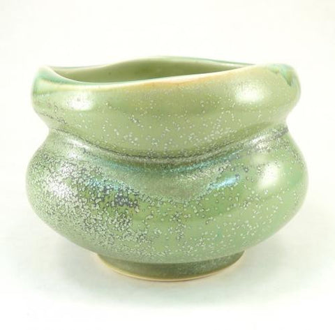 Large Tea Bowl in Trash Glaze