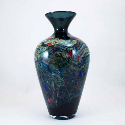 Small Amphora Vase - Lithosphere Series