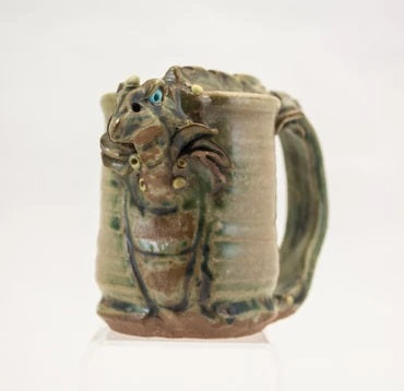 Serpent Must Mug