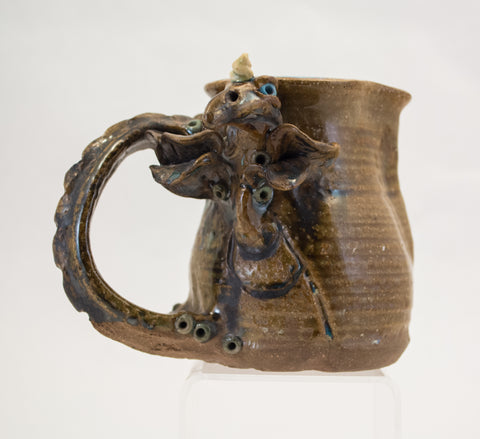 Creamer with Serpent