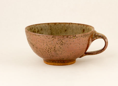 Brown Soup Mug