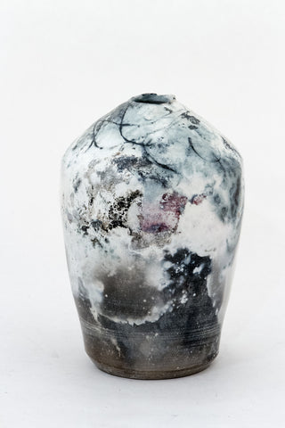 Small Vase in Gray