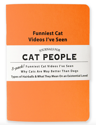 Journal for Cat People