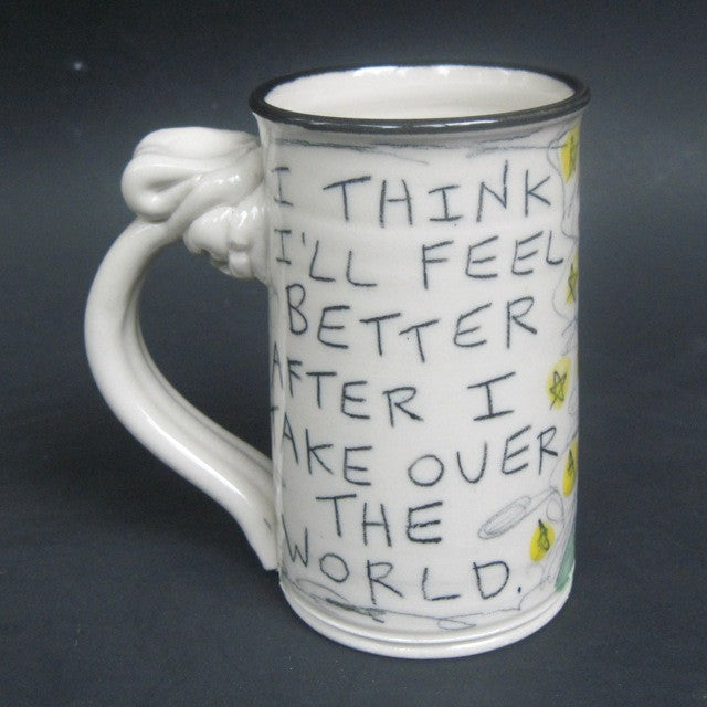 Take Over The World Mug