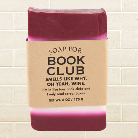 Soap for Book Club