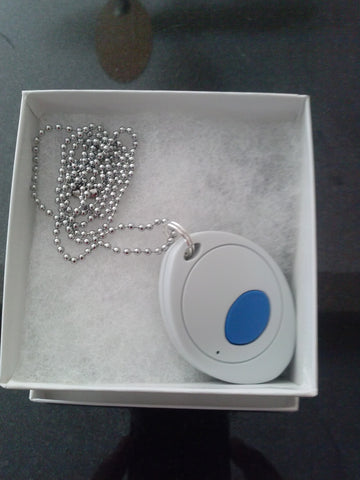 Aura Personal Pendant c/w charger