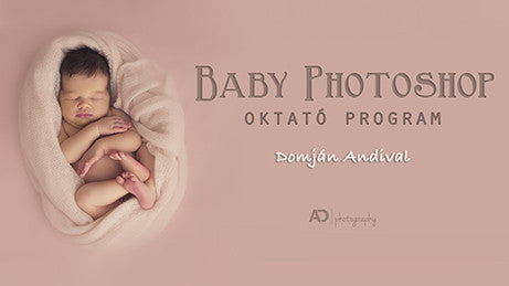 Baby Photoshop oktató program