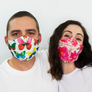 Fashion Masks - Always Smiling