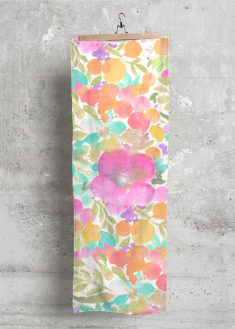 """Bloom Where You Are"" Scarf"