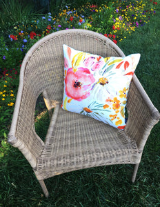 """Bloom"" Pillow Cover"