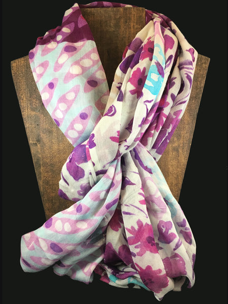 """Sun-kissed"" Scarf"