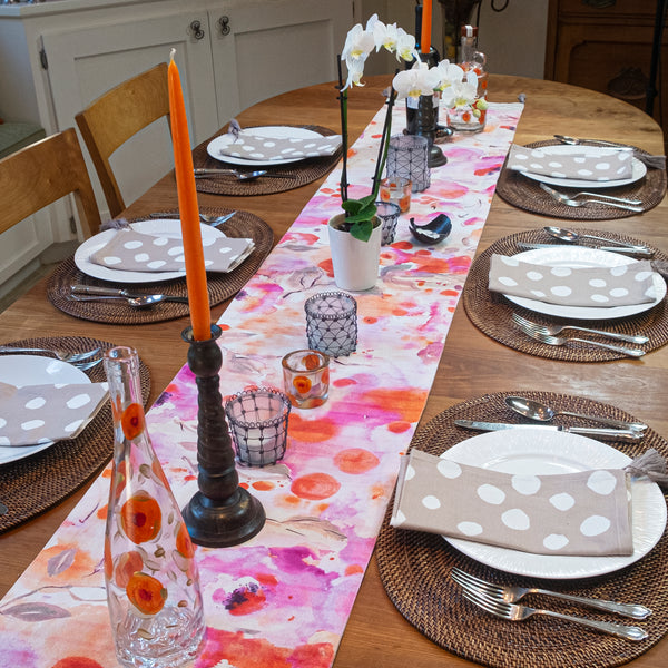 """Profusion"" Table Runner"