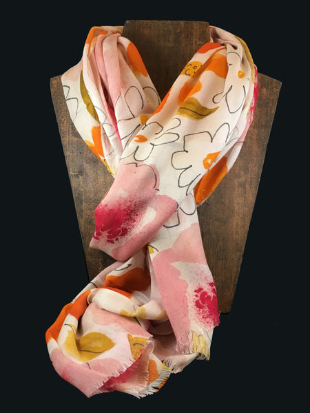 82 - Modal Scarf - Bliss