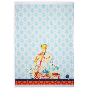 """Breathe"" Kitchen Towel"