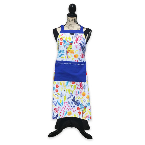 """Happy Hummingbird"" Apron"