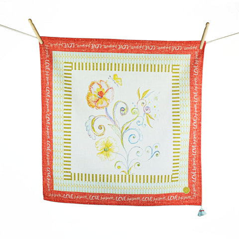 22 Joy - Picnic Cloth / Table Scarf