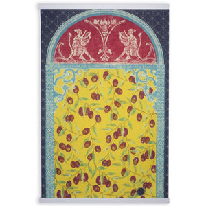 """Olive Grove"" Kitchen Towel"