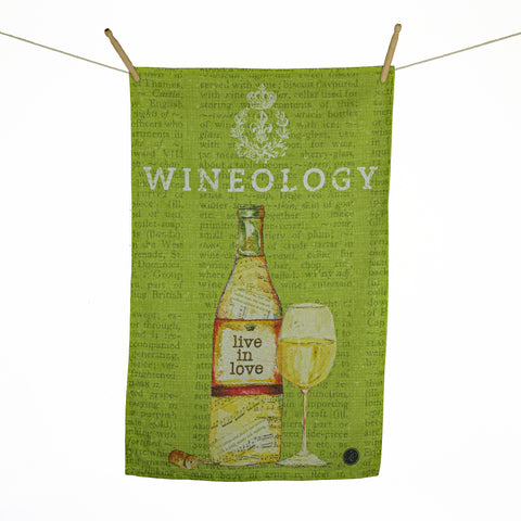 07 Series Green - Kitchen Towel