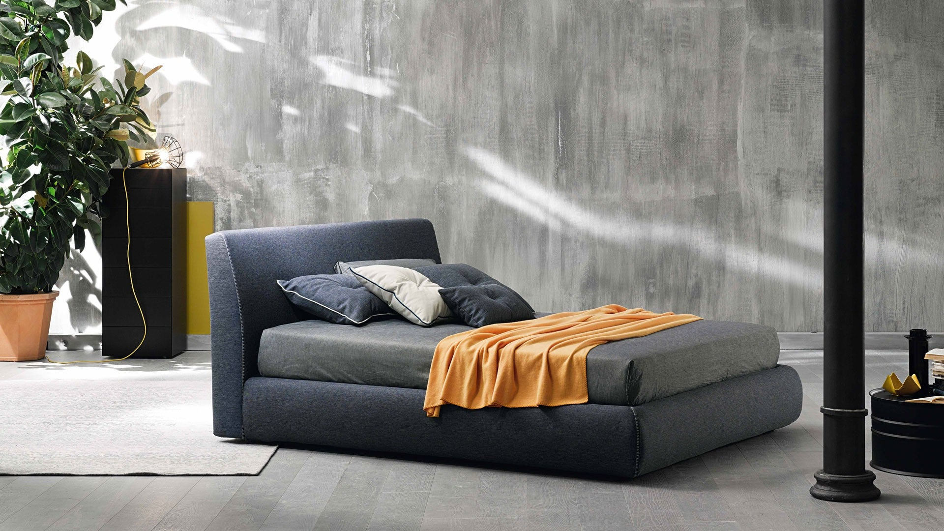 Break Bed - Designed in Italy