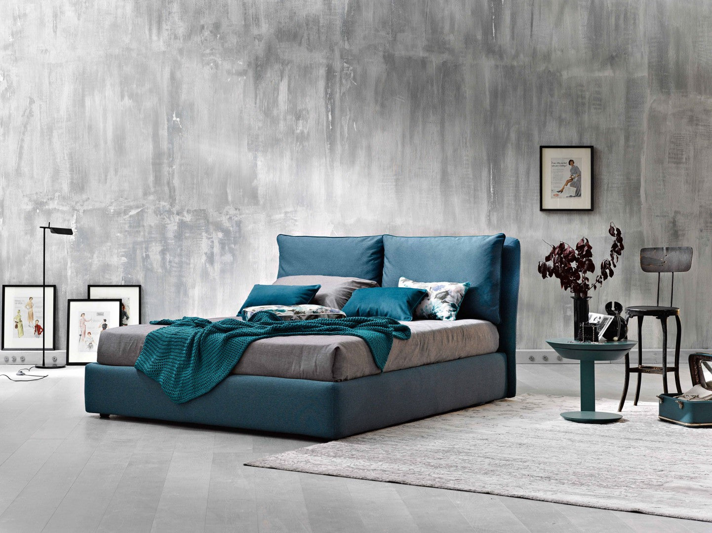 Fris Bed - Design in Italy