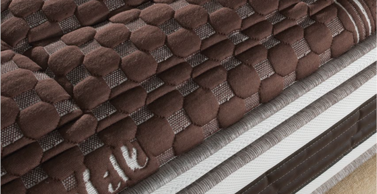 Chocolate Mattress - Designed in Italy