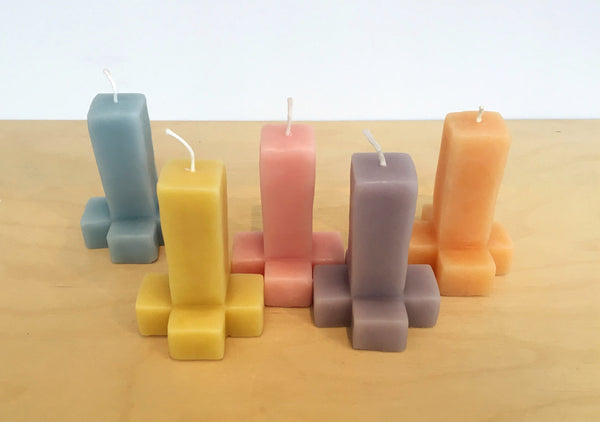 Lauren DiCioccio / Block Candles
