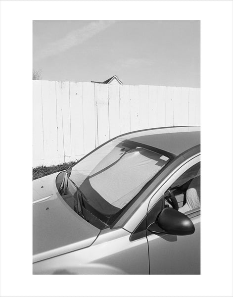 Untitled (Car, Fence, House) Josh Smith SGP