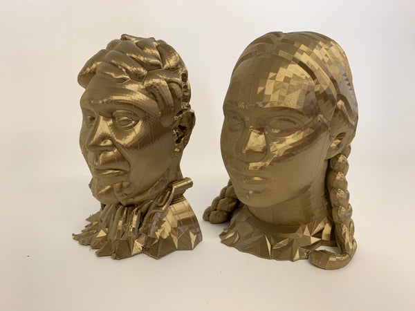 Floating Museum / Founders Bookends