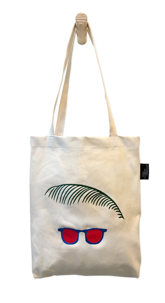 Mary Elizabeth Yarbrough / Lexicon Tote (Sunglasses + Fern)