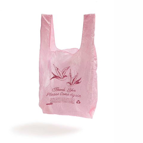 PINK SPARROW TOTE